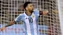 Penálti de Messi embala Argentina até ao 3.º lugar