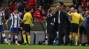 Conselho de Disciplina abre processo ao 4.º árbitro do Sp. Braga-FC Porto