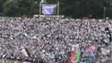 Benfica aplaude hino... do V. Guimarães