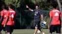 Diogo Gonçalves ausente do treino devido a sintomas de febre