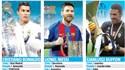 Ronaldo leva clara vantagem na luta por ser o melhor da UEFA
