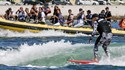 Garrett McNamara surfou onda de 4 km de comprimento no Rio Tejo