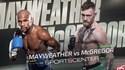 Mayweather e McGregor já estão em Las Vegas... e o espectáculo pode começar