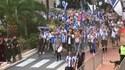Foi assim a chegada dos Super Dragões ao estádio do Monaco