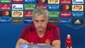 Mourinho emocionado ao falar dos incêndios em Portugal