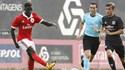 Liga Jovem da UEFA: Benfica-Manchester United, 2-2