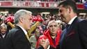 Rui Vitória vs Mourinho: o duelo nos bancos