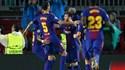 Grupo D: Barcelona supera Olympiacos e mantém-se 100% vitorioso