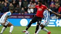 Huddersfield-Man. United, 2-1 (resultado final)