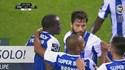 Felipe (em versão ponta de lança) dá nova vantagem ao FC Porto