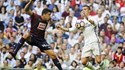 Real Madrid-Eibar, 1-0 (1.ª parte)