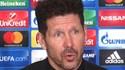 Griezmann voltou a marcar 792 minutos depois e a reação de Simeone é imperdível