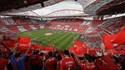 Benfica no top 10 dos clubes com melhor média de espectadores