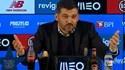 Ricardinho 'fechou' conferência de Conceição: «Para futebol de 11 é um bocadinho difícil»