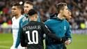 Xavi: «O que fez o Ronaldo? Um penálti e um golo com o joelho...»