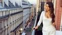 Namorada de Cédric Soares arrasa em escapadela a Paris