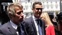 Ronaldo aproveitou folga para jantar com Coentrão e Semedo em Lisboa
