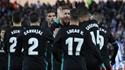 Real Madrid acerta calendário com vitória e sobe ao pódio