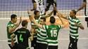 Sporting vence Sp. Espinho e garante liderança da fase regular