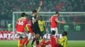Tempo real muito reduzido no P. Ferreira-Benfica a partir dos 84 minutos