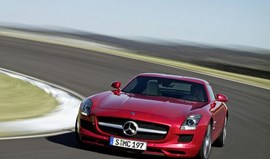 Mercedes SLS 63 AMG será o Safety car de 2010