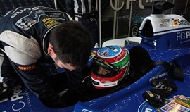 Superleague Formula: Parente na pole position
