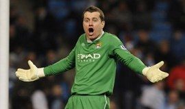 Shay Given perto do Celtic