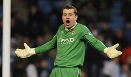 Shay Given quer sair do Manchester City