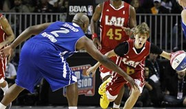 A lição de Justin Bieber a Mitch Richmond