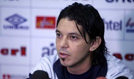 Marcelo Gallardo pendura as chuteiras