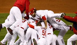 Basebol: Cardinals conquistam a World Series
