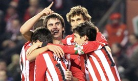 Athletic Bilbao está na final da Taça do Rei
