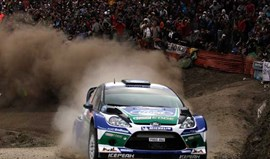 WRC Fafe Rally Sprint: Triunfo para Petter Solberg