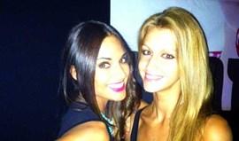 Elena Gomez e Rafaella Szabo fizeram a festa