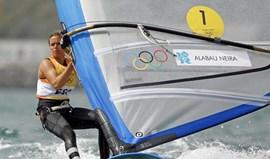Marina Alabau (RS:X) dá primeiro ouro à Espanha