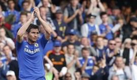 Líder da MLS quer ver Lampard nos Estados Unidos