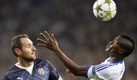 Dínamo Zagreb eliminado da Taça da Croácia