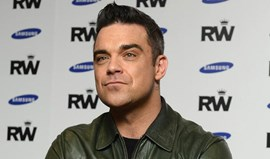 Robbie Williams compara-se a CR7