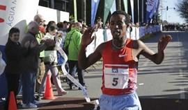 Etíopes vencem Volta a Paranhos
