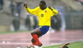 Freddy Rincón quer regressar aos... 46 anos