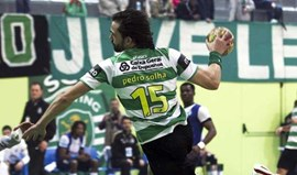 Sporting elimina AC Fafe