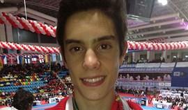 Karaté: David Fernandes vice-campeão da Europa