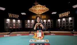 Repelente de homens no Ladies Event das WSOP