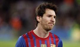 Messi: «Real Madrid é uma equipa incrível»