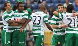Sete golos portugueses na Liga cipriota