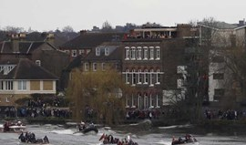 Remo: Universidade de Oxford vence 159.ª Boat Race