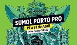 Início da MINI Triple Crown no Sumol Porto Pro