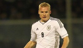 Sebastian Rode a caminho do Bayern Munique