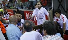 Finalíssima entre Benfica e Sp. Espinho para repetir