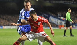 Chelsea favorito na final com Benfica